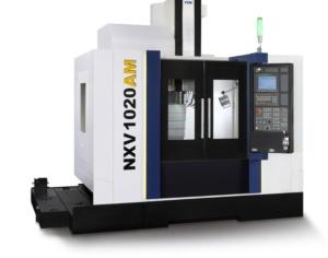 Вертикальные обрабатывающие центры серии NXV