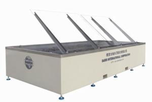 Рабочий стол для гидроабразивной резки