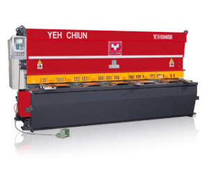 Автоматические гильотинные ножницы мультиосевые серии YCS-HD
