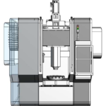 Пятиосевой обрабатывающий центр  SPHINX-5X/53