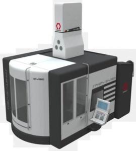Пятиосевой обрабатывающий (3+2) центр SPHINX-5X/160