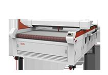 Широкоформатное лазерное оборудование для резки с автоподачей материалов (cерия BCL-BA)