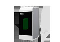 Полностью закрытый волоконный лазерный маркиратор BML-FC