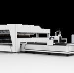 Лазерный резак со сменным столом и автоматической загрузкой E-A