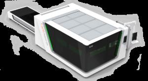 Оптоволоконный лазерный отрезной станок P