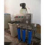 Система смягчения и опреснения воды