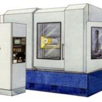 Полуавтомат зубофрезерные ВСН-3А50CNC25