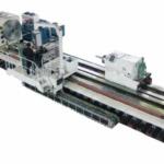 Тяжёлые токарные станки c УЦИ c ЧПУ серии TMG
